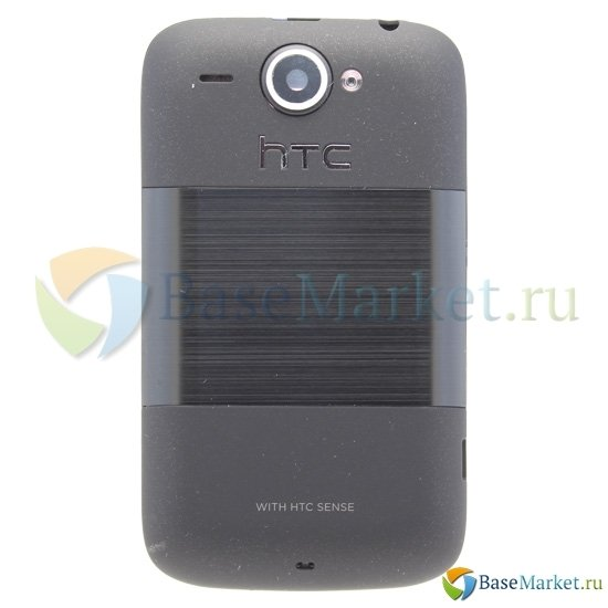 167fe1e190ca1 Купить корпус HTC Wildfire A3333 черный -оригинал- по цене 940 руб.