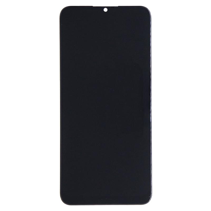 Купить дисплей Samsung A025F Galaxy A02s в сборе с тачскрином черный -оригинал- по цене 4 340 руб.